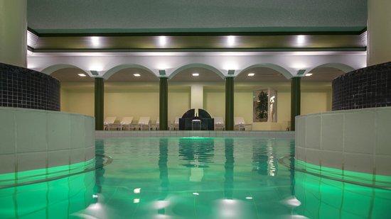 Villa Sassa Hotel, Residence & Spa : Poo Indoor