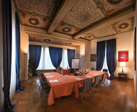Villa Sassa Hotel, Residence & Spa : Meeting Room