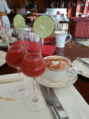 The St. Regis Bali Resort : One of the best hotel breakfast in Bali