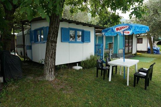 Camping  Pilzone