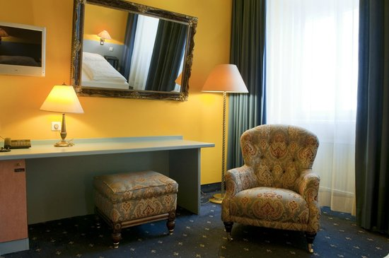 Hotel KUNSThof: Doppelzimmer