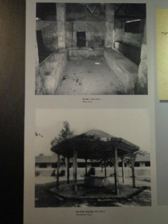 Prisión de Hoa Lo: Somethings on the wall