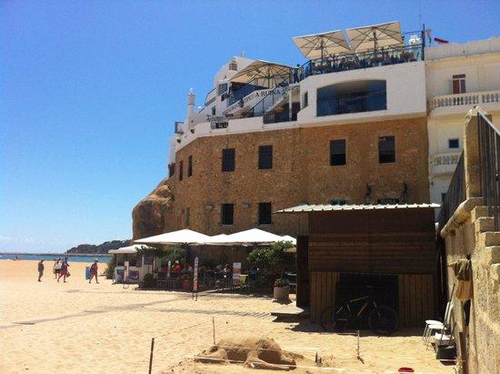Centro Historico de Albufeira: Beach