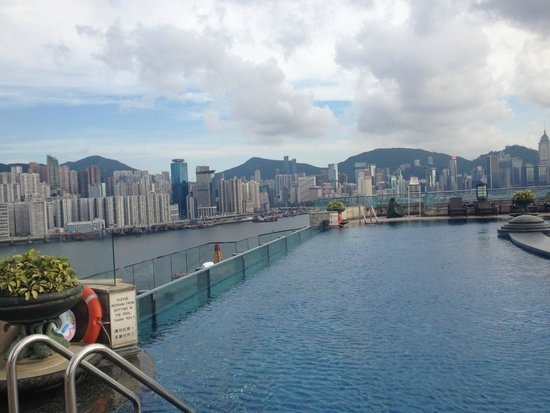 Harbour Grand Kowloon: プール