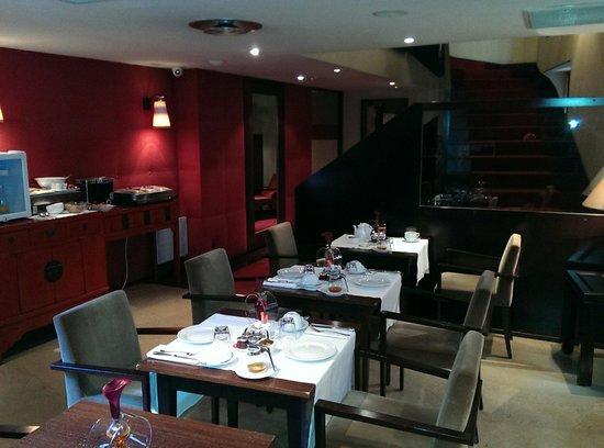 Le Boutique Hotel Garonne: Hotel garonne lounge