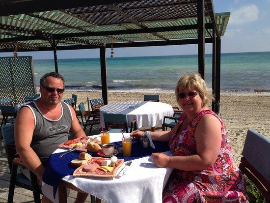 Hotel Dar El Bhar: Au petit déjeuner