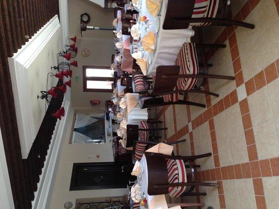 Hotel Dar El Bhar: Restaurant