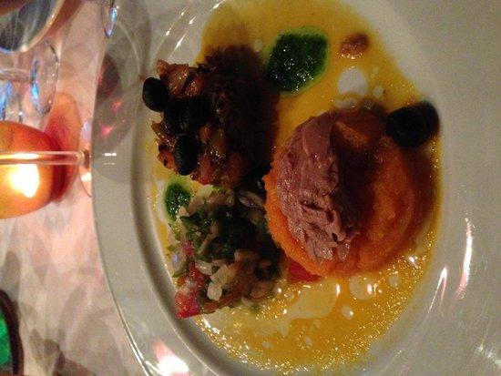 Hotel Dar El Bhar: Repas