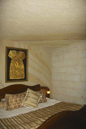 Kayakapi Premium Caves - Cappadocia: Love the details in the stone walls