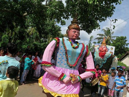 Eva Lanka Hotel: Festival de Poson en Junio, a no perderse