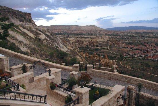 Kayakapi Premium Caves - Cappadocia: I could stare at this view forever!