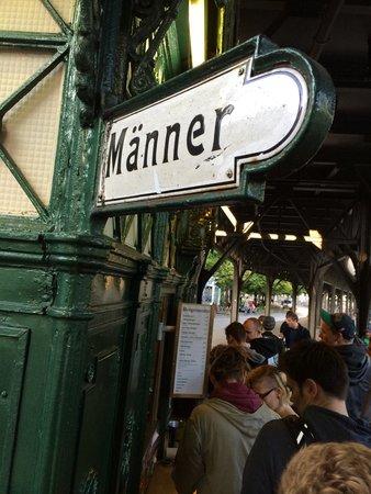 Burgermeister : Luogo caratteristico: in principio nasceva come bagno pubblico!