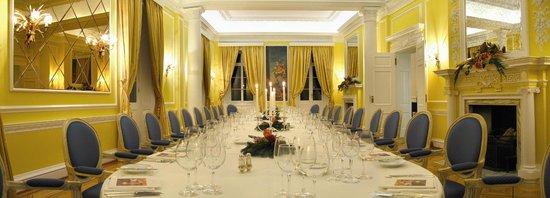 Villa Principe Leopoldo: Banqueting Room