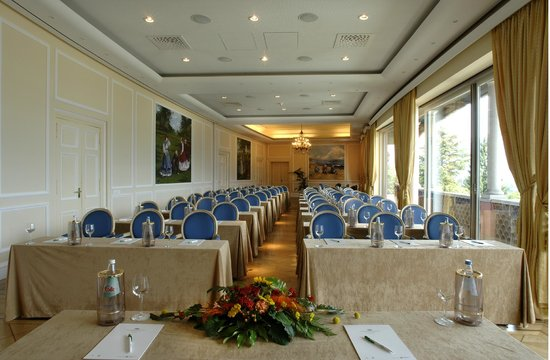 Villa Principe Leopoldo: Meeting Room