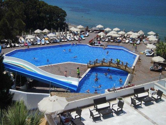 Woxxie Hotel: la piscine remise  à neuf