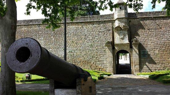 Forte de Sao Francisco: outside the fort