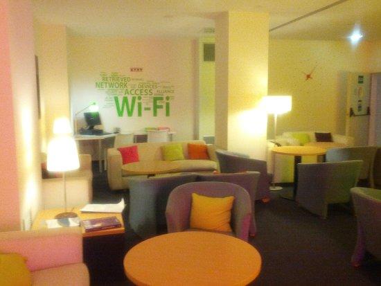 Hotel Ibis Styles Ramiro I: зона WI FI