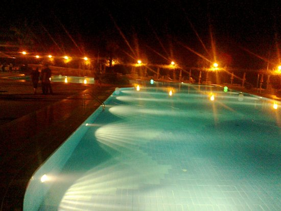 Rome Marriott Park Hotel: Un ambiente di prim'ordine
