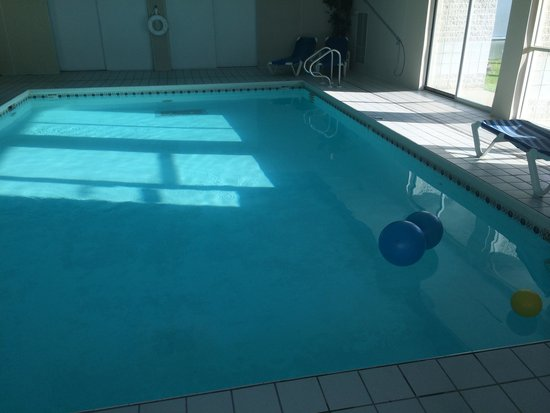 Best Western Baraboo Inn: Hotel Pool