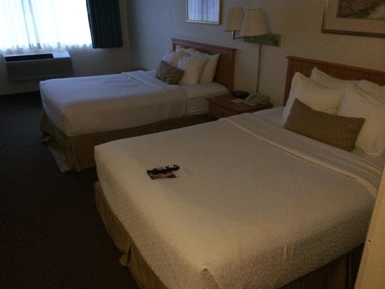 Best Western Baraboo Inn: Hotel Room