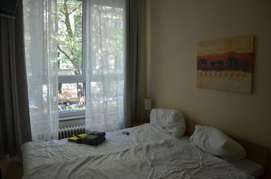 Am Sendlinger Tor: the beds