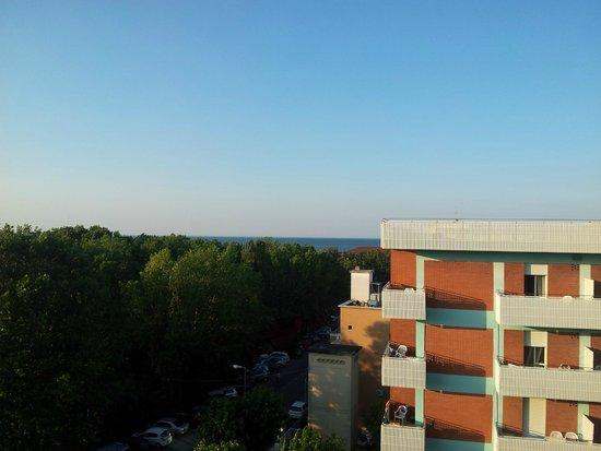 Hotel Reyt: Vista dalla camera 504