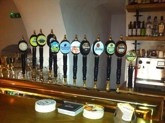 Porgu: выбор разливного пива