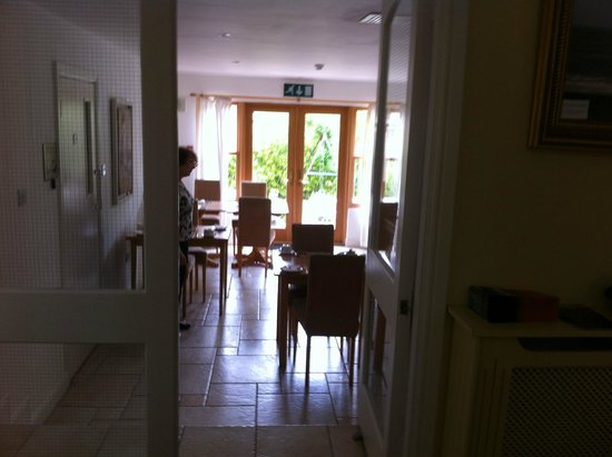 Quince Cottage : Lovely Breakfast Room