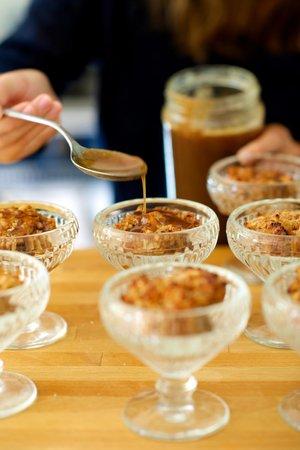 La Roseraie: Les desserts