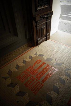 Hotel des Arts Bastille: L'entrée