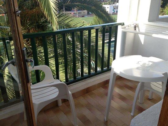 Aparthotel Holiday Center: Balcony