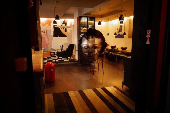 Hotel des Arts Bastille: Lobby
