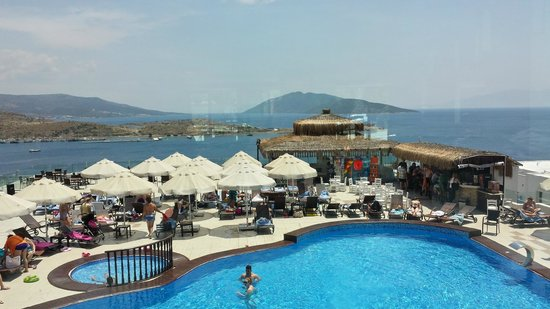 Royal Arena Resort & Spa : View from reception