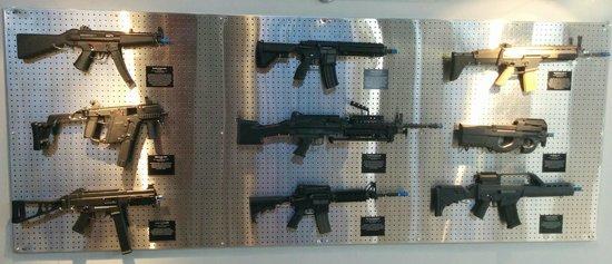 Lock & Load Miami: guns
