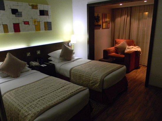 Ascot Hotel: My room