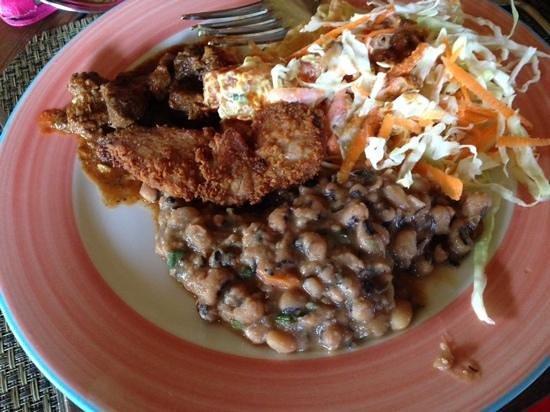 Belmont Estate: lunch
