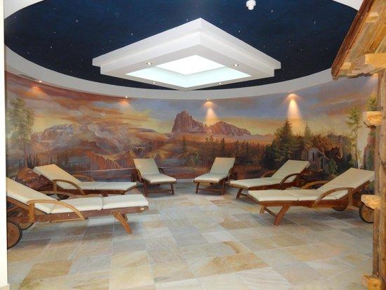 Hotel Gardena Grodnerhof : Salle de repos