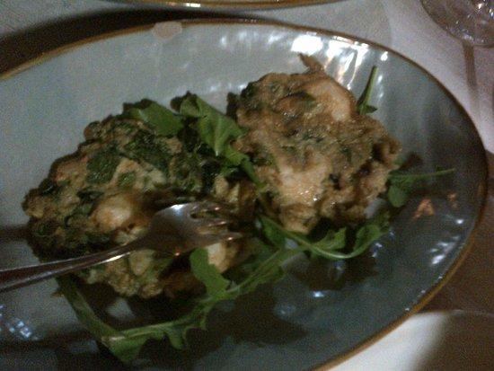 Caupona Taverna di Sicilia: Frittelline di pesce