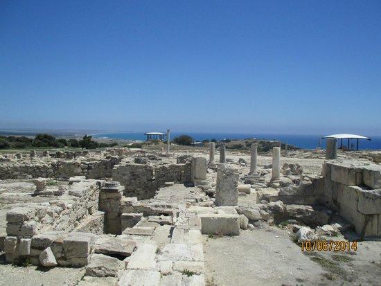 Kourion (Curium): раскопки Куриона