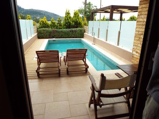 Alexandra Golden Boutique Hotel: Pool room