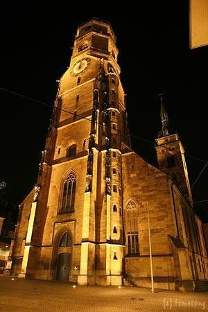 Stiftskirche: シュトゥットガルト シュティフト教会