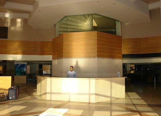 Club Hotel Aqua Fun : lobby