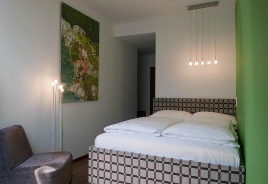 Hotel KUNSThof: Economy Doppel