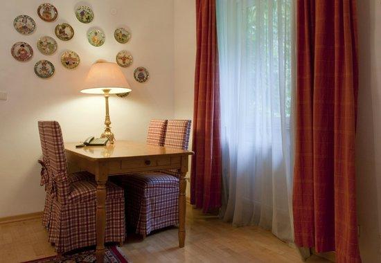 Hotel KUNSThof: Studio