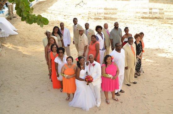 Sandals Ochi Beach Resort: Wedding