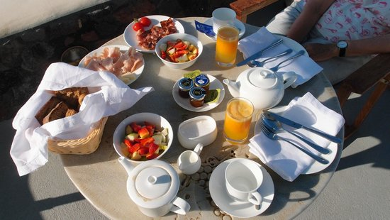Pezoules: The 'Healthy' Breakfast