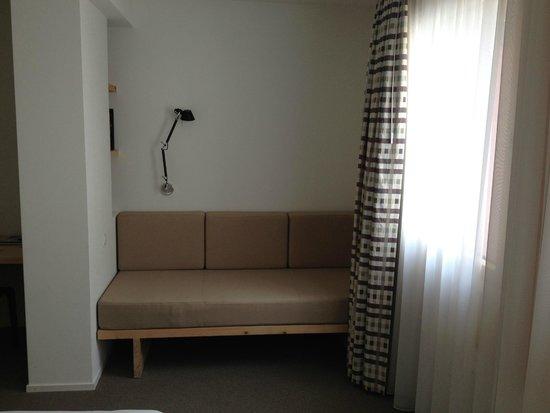 Hauser Hotel St. Moritz: Zimmer mit Zusatzbett