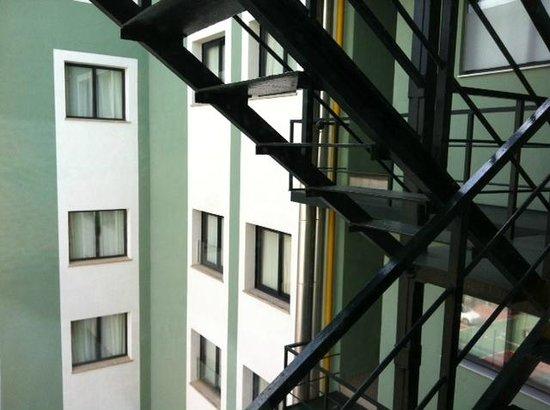 Majestic Hotel & Spa Barcelona: Vistas habitación Deluxe.