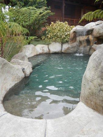 Hotel El Silencio del Campo : Beautiful springs