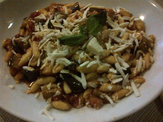 Trattoria Concordia: Primo piatto